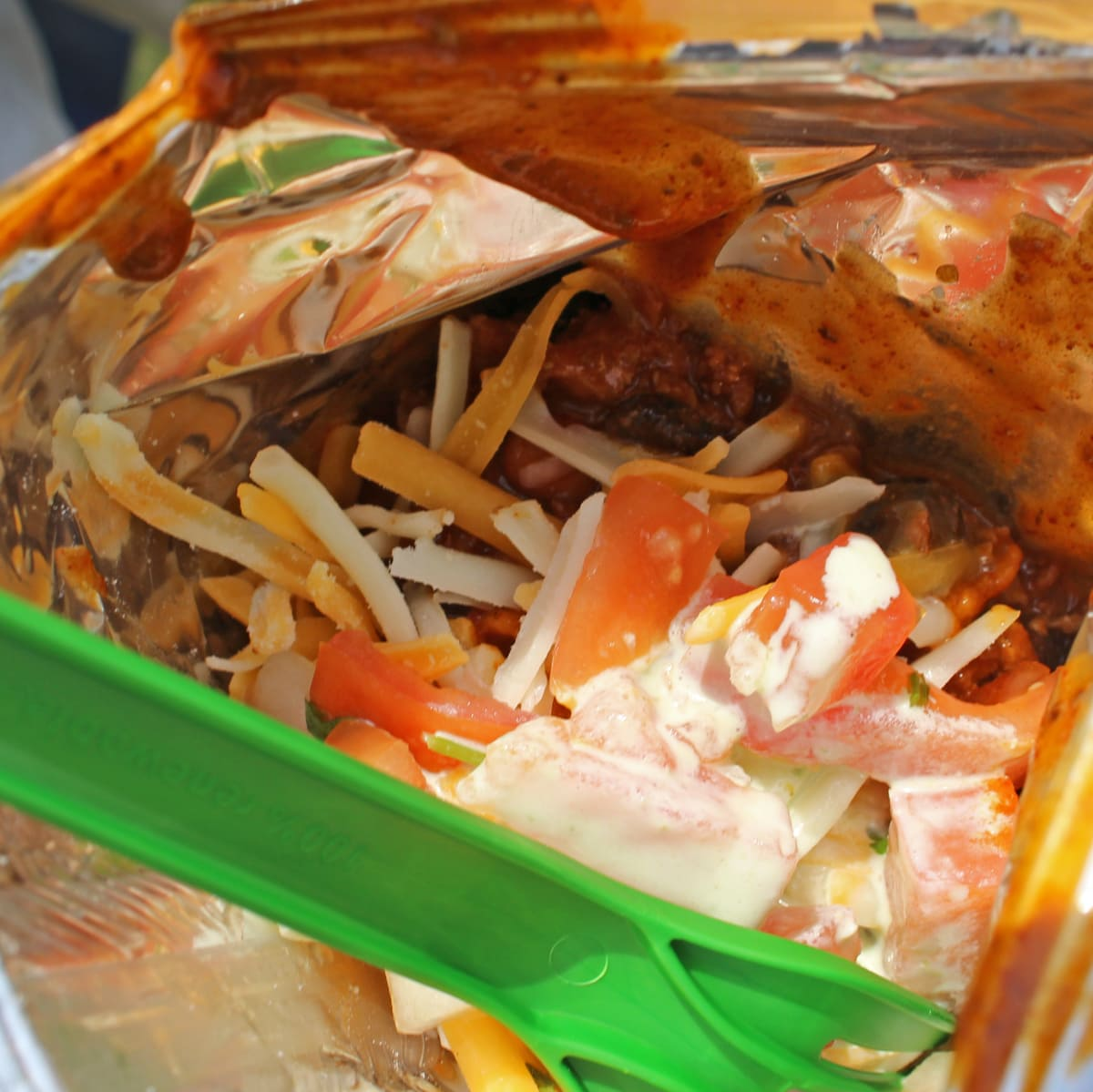 Austin Food and Wine Fest 2017 Ranch 616 Frito pie bag