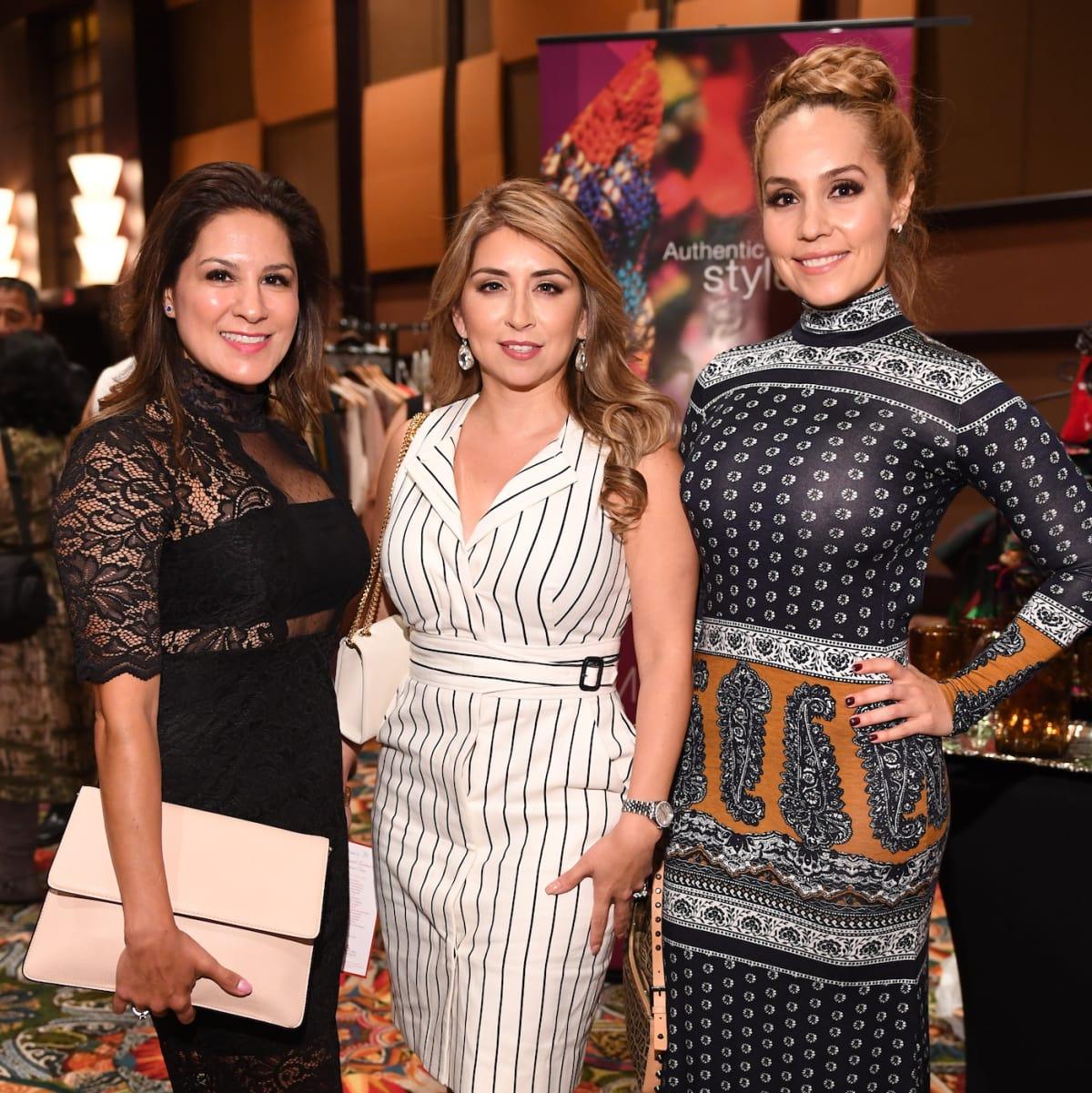 Latin Women's Initiative Luncheon, Yadira Stapp, Emily Ali, Alejandra Berman