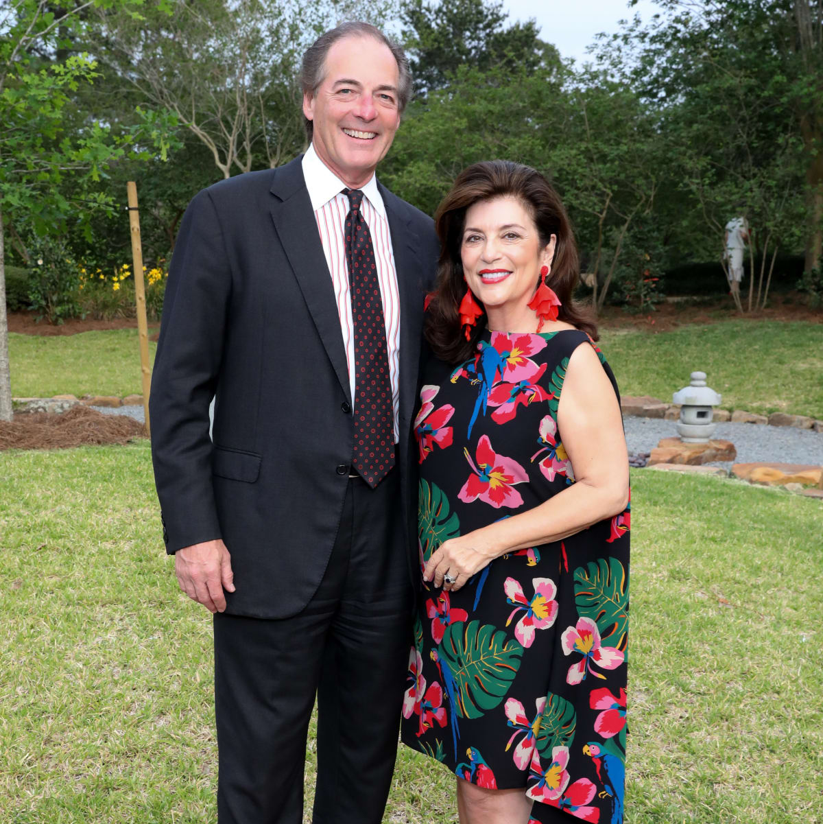 Houston, Hermann Park's  Evening in the Park 2017, May 2017, Jim Ware, Dancie Ware