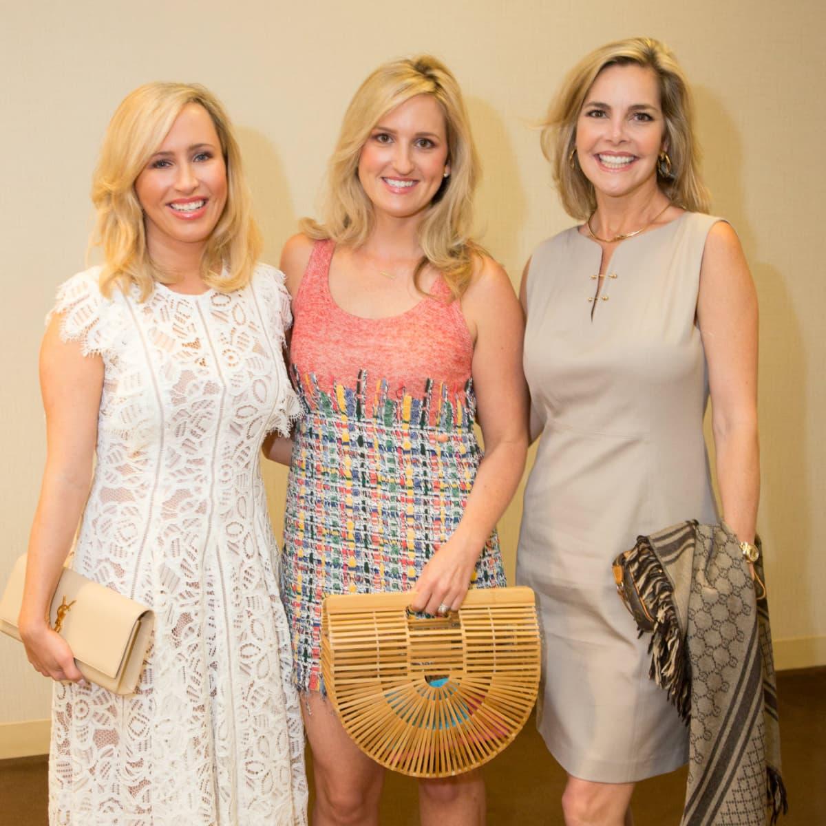 Stephanie Seay, Ashley Conneely, Amanda Ward