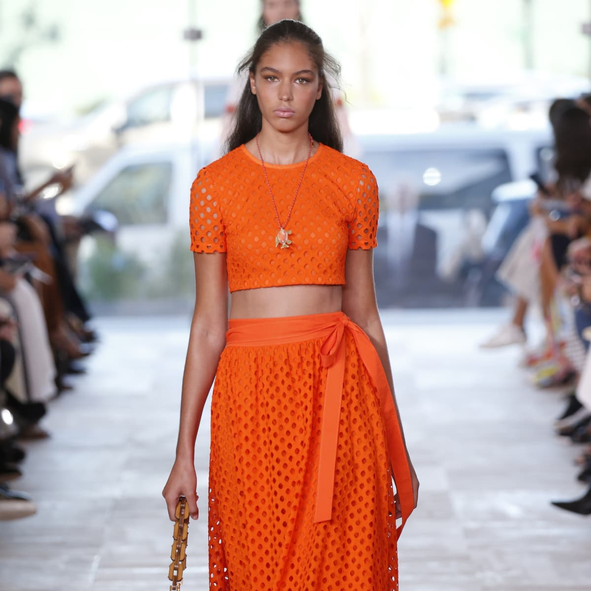 Tory Burch spring 2017 collection look 23