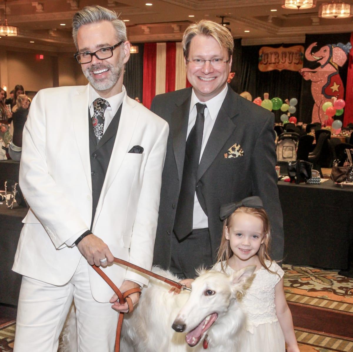 Citizens for Animal Protection 6/16 Michael Pearce, Matt Burrus, Estelle