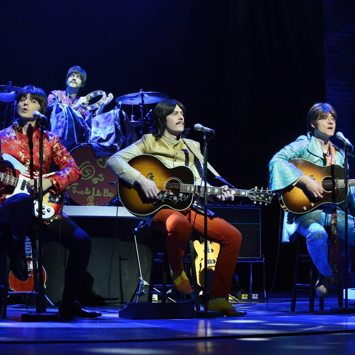 Let It Be Beatles musical