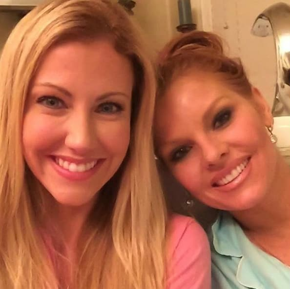 Stephanie Hollman and Brandi Redmond of the Real Housewives of Dallas