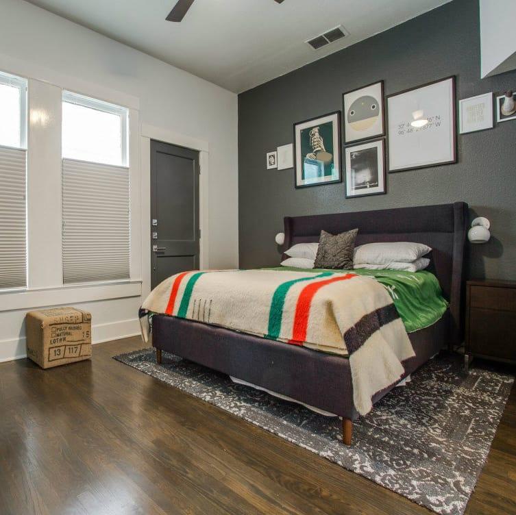 110 North Edgefield Master Bedroom