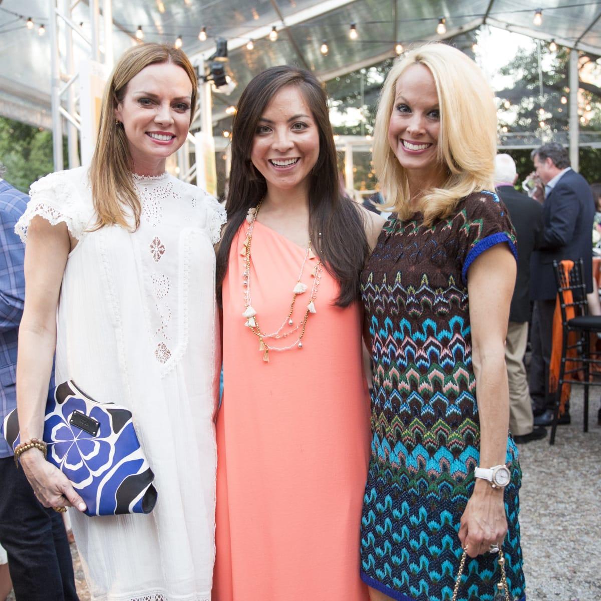 Megan Flanagan, Samantha Wortley, Katy bock