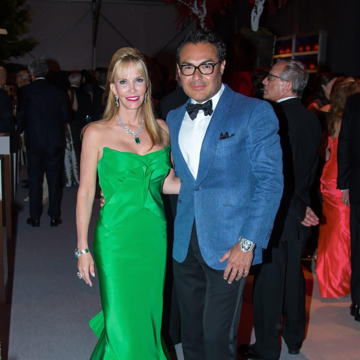 Nancy Rogers, Michael Flores
