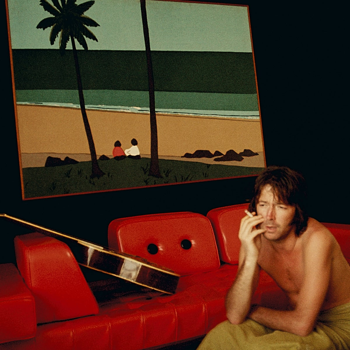 Eric Clapton, Another Hotel Room, Somewhere in the USA, 1974