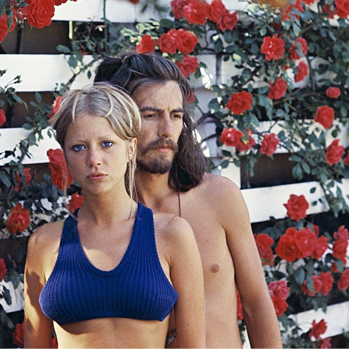 Rose Garden, Surrey, England, 1968