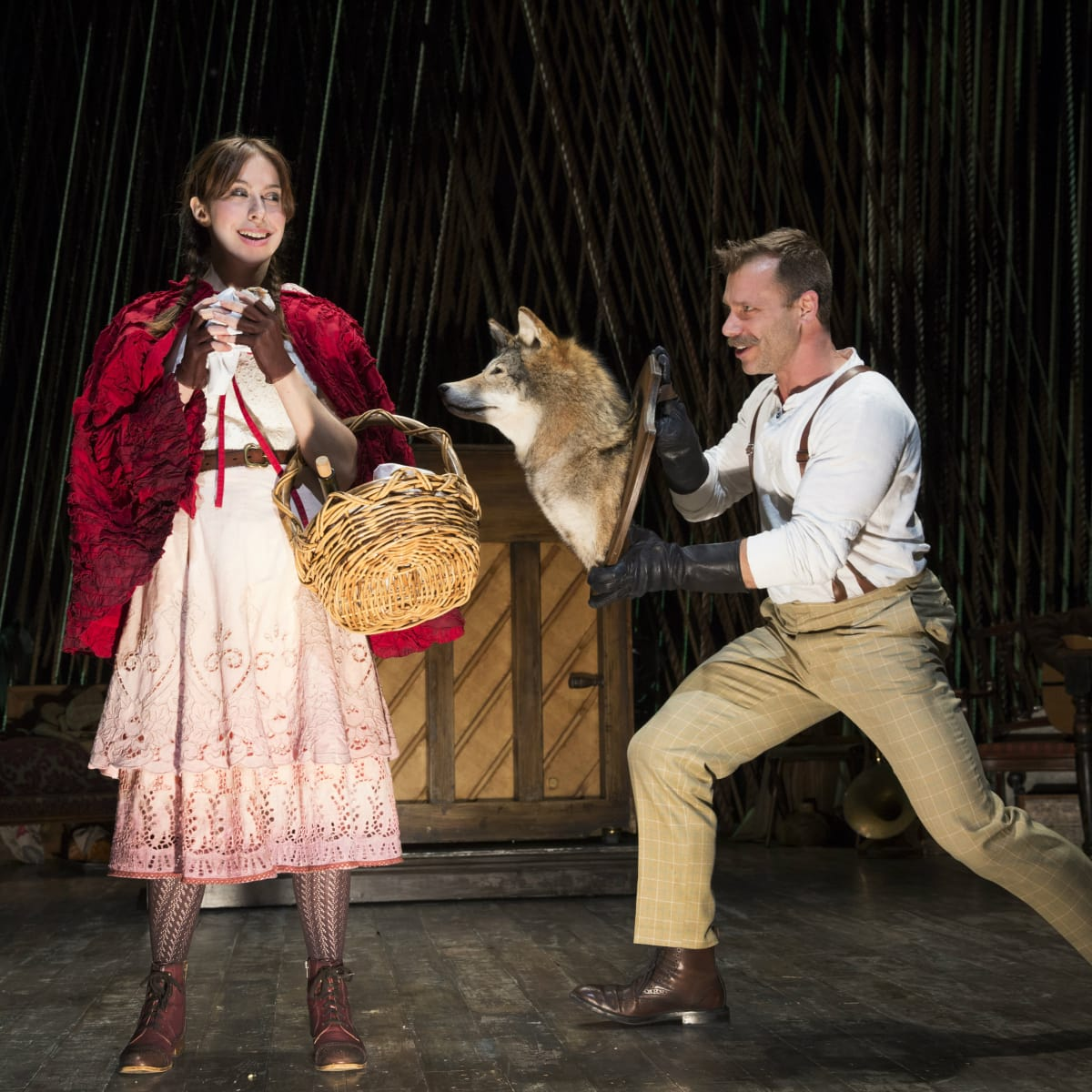 Into the Woods, Fiasco Theater