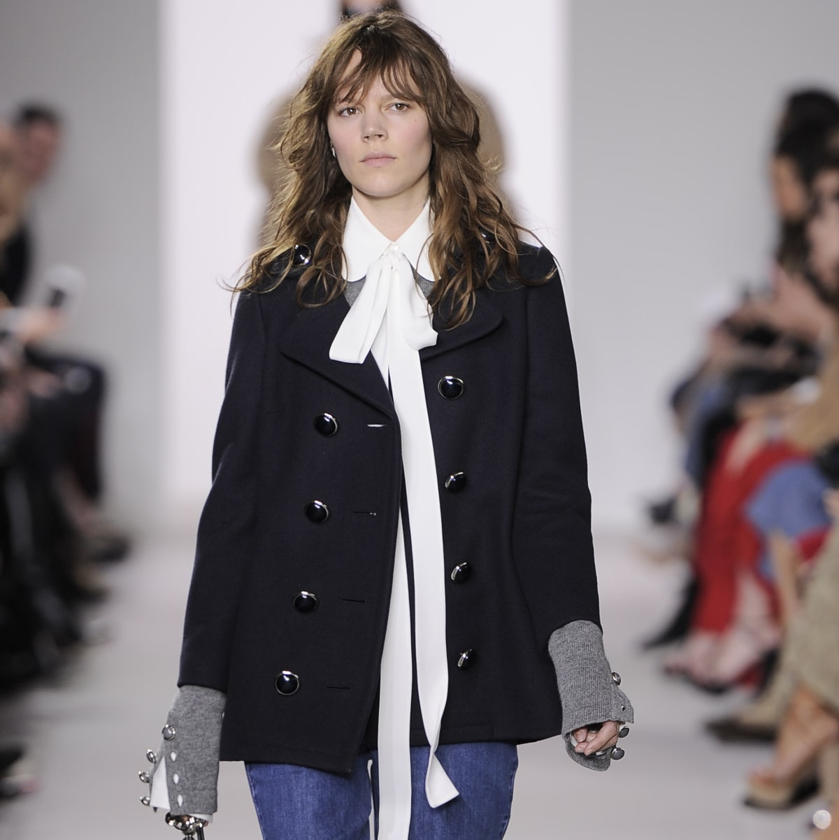 Michael Kors fall 2016 collection look 1