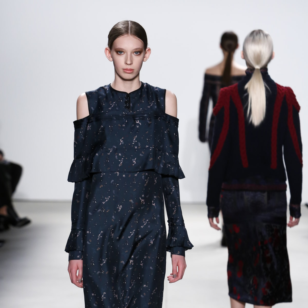 Yigal Azrouel fall 2016 collection look 19