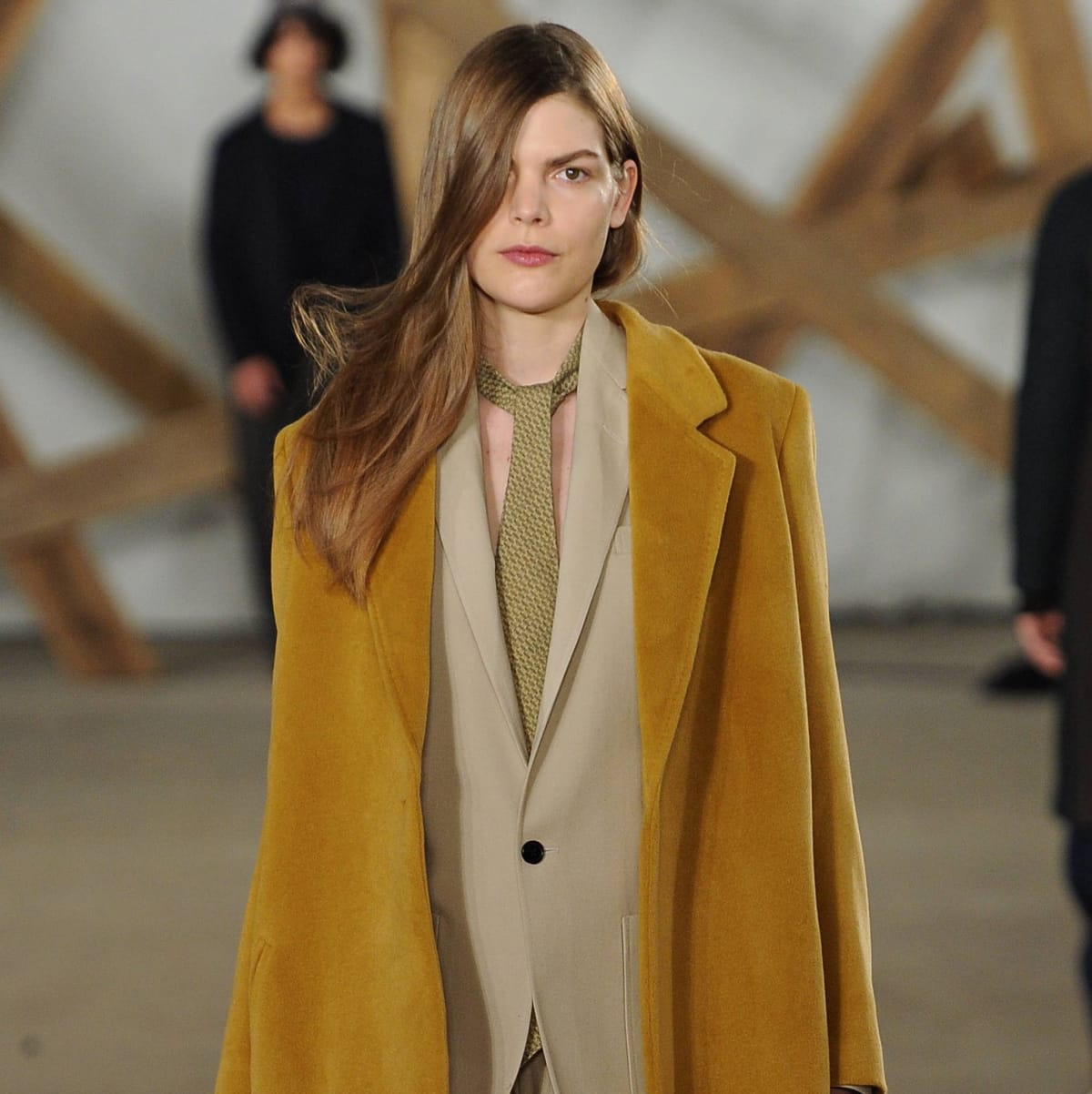 Billy Reid Look 24 fall 2016 collection