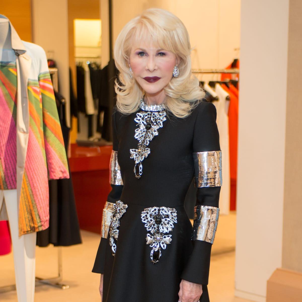 Best Dressed, Jan. 2016, Diane Lokey Farb