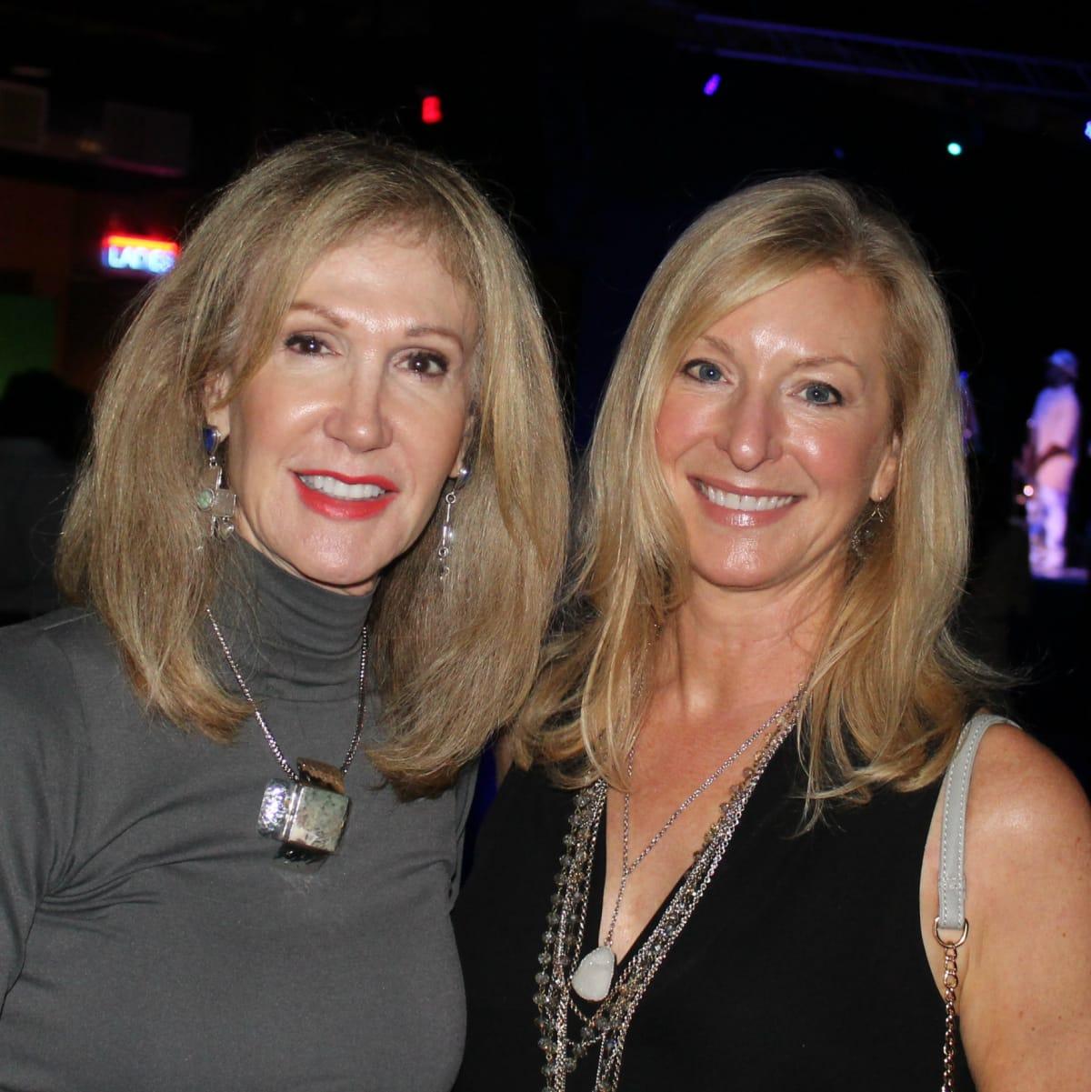 YRG Advisory Board Members Fran Cashen and Kim Dale