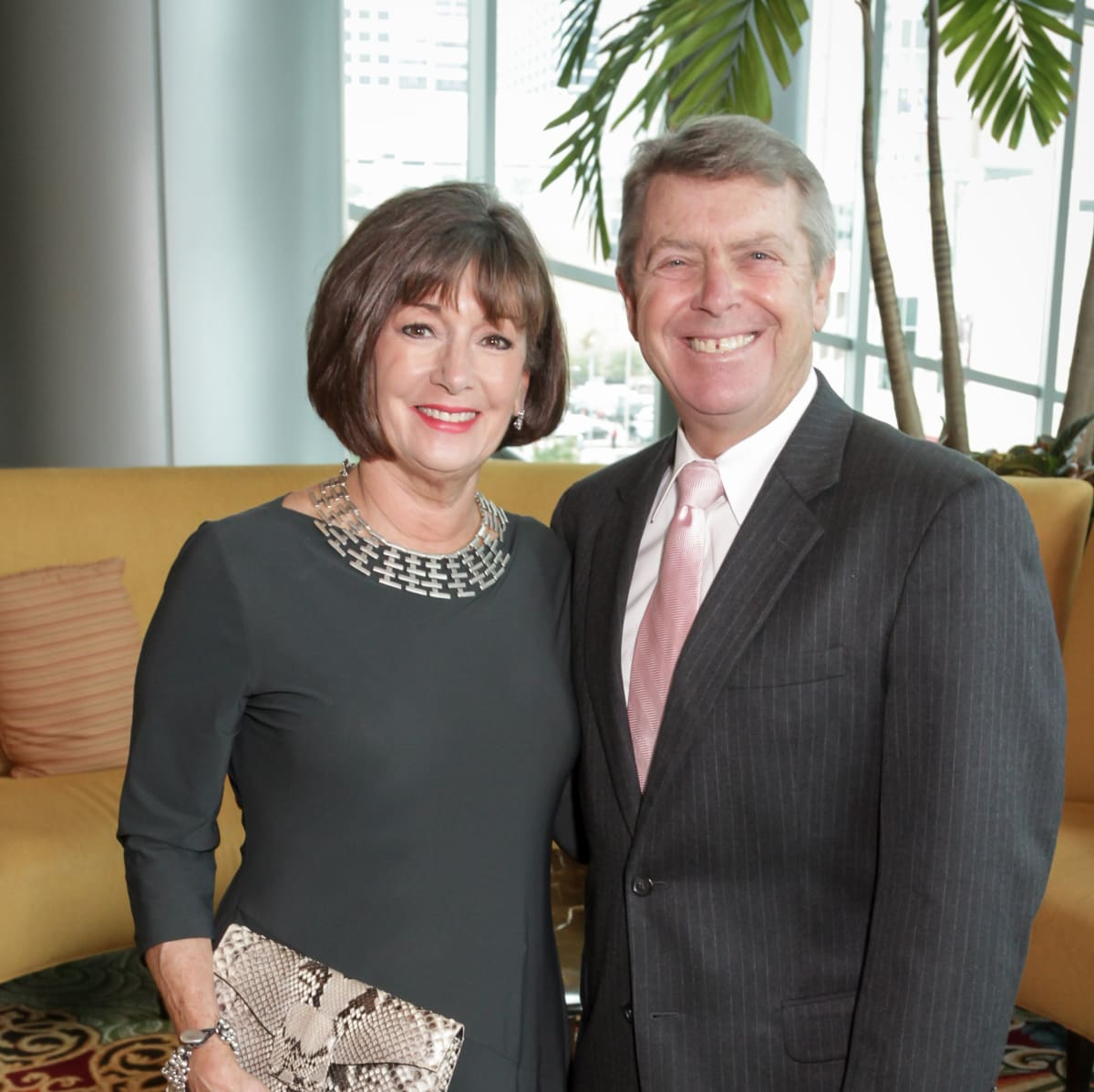 News, Shelby, Salvation Army luncheon, Nov. 2015, Cathy Cleary, Joe Cleary