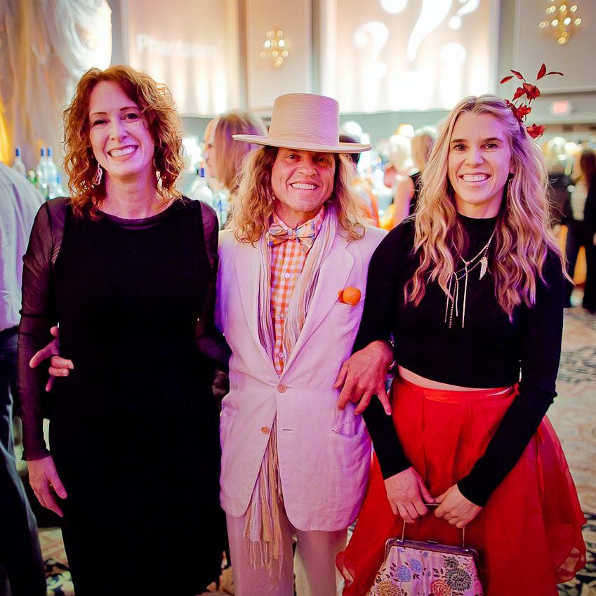 Orange Show Gala Star Massing, john Smither, Dallas McNamara