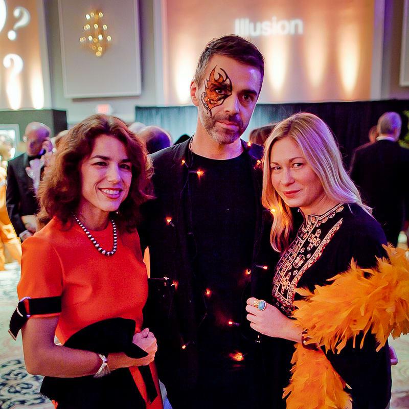 Orange Show Gala Karen Haug, Raphael Portet, Julie Cushman