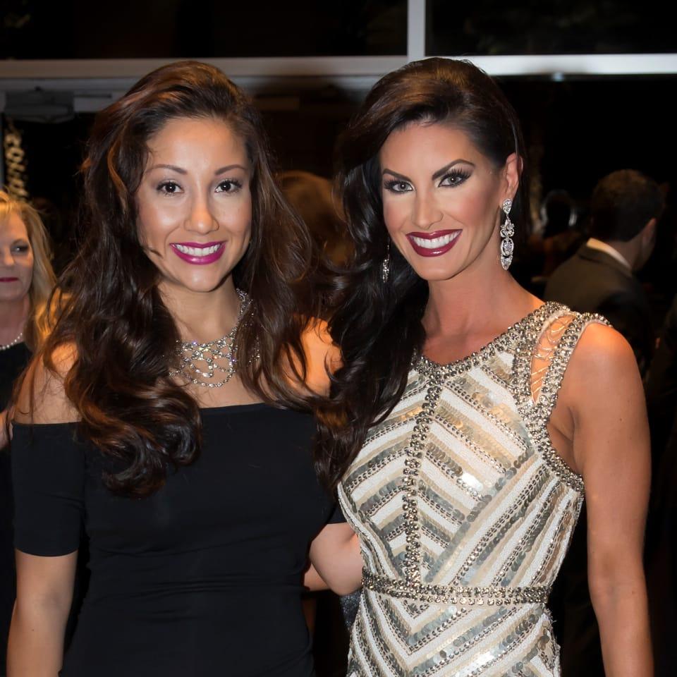Una Notte in Italia Nancy Almodovar and Nicole Lassiter