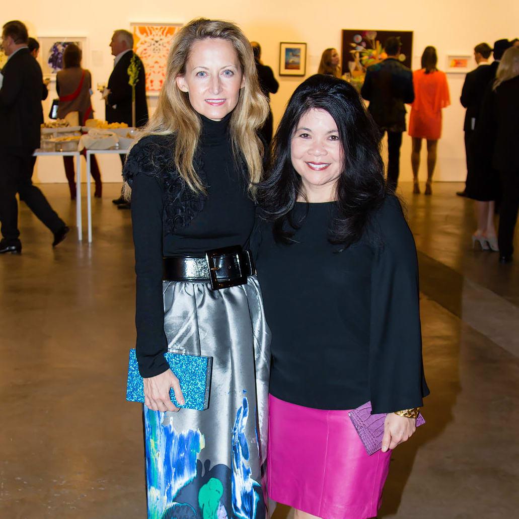 Lynn McBee, Nancy Gopez