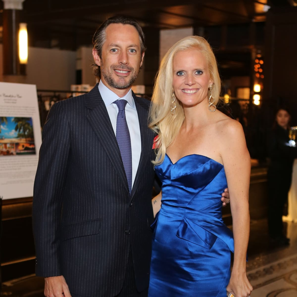 News, Shelby, Catwalk for a Cure, Nov. 2015, Laura Lear, Rick Lear
