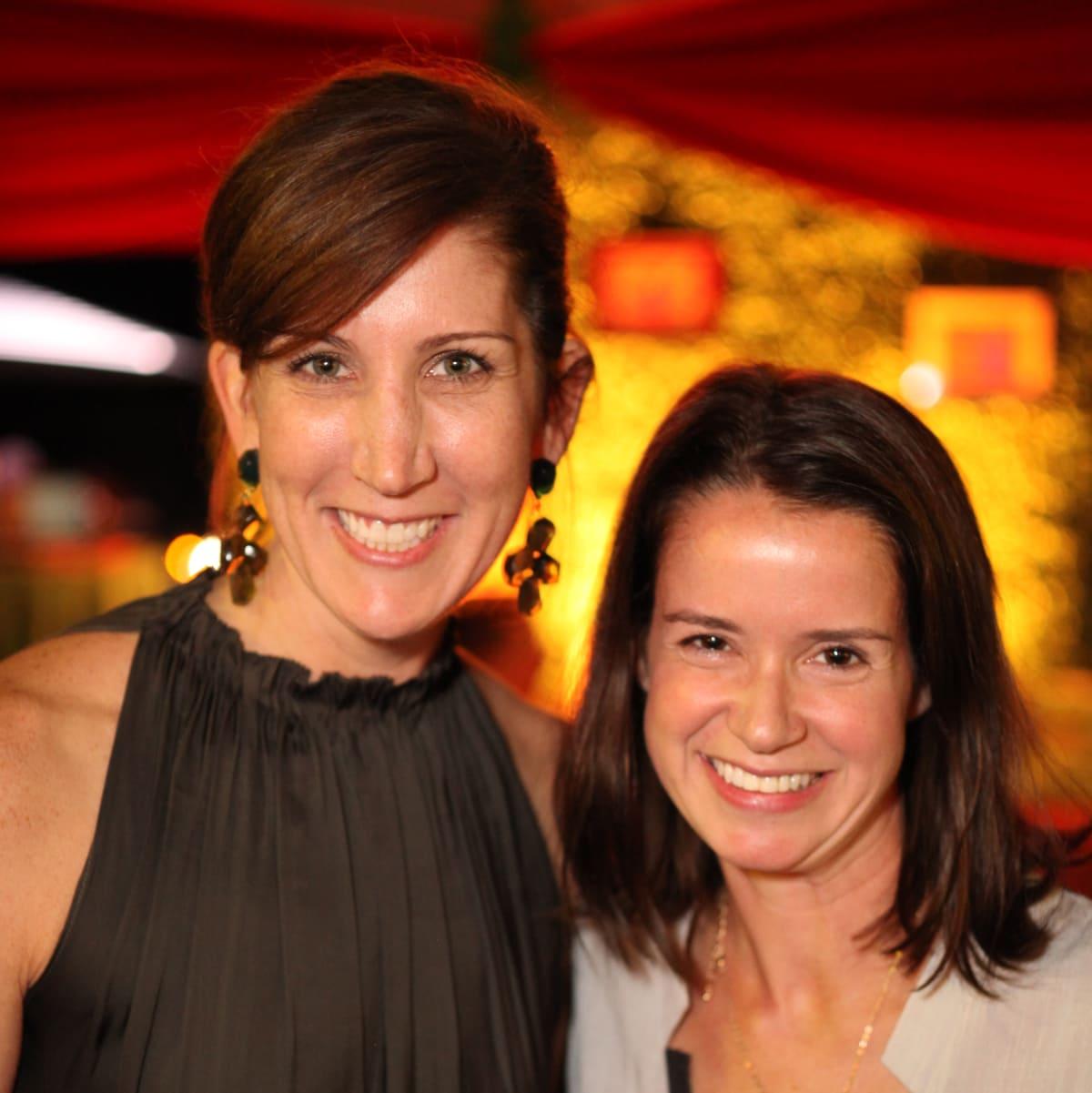 Toss for TCH Sarah Liuzzi, Katharine Perrow