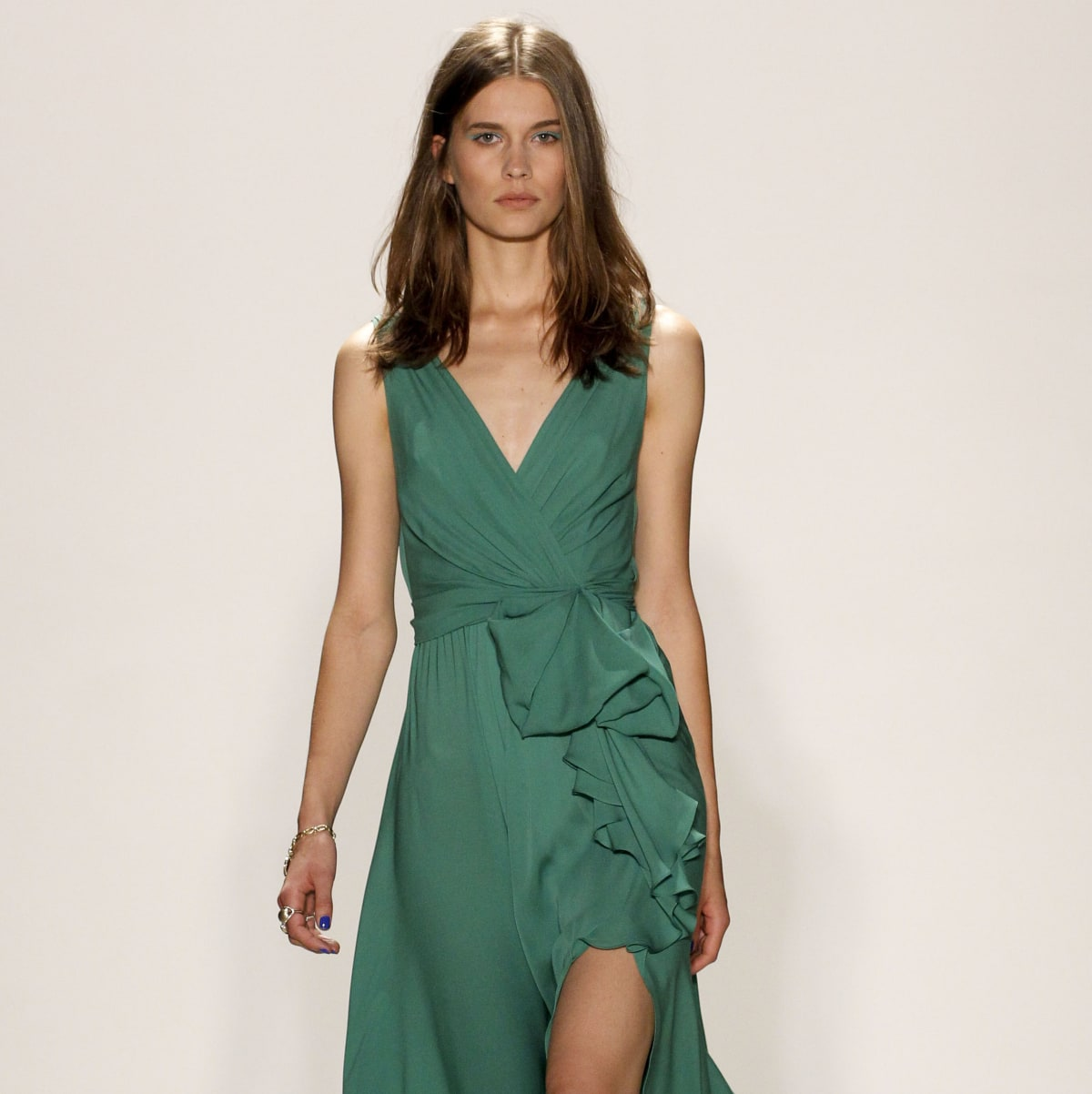 Jenny Packham spring 2016 look 30