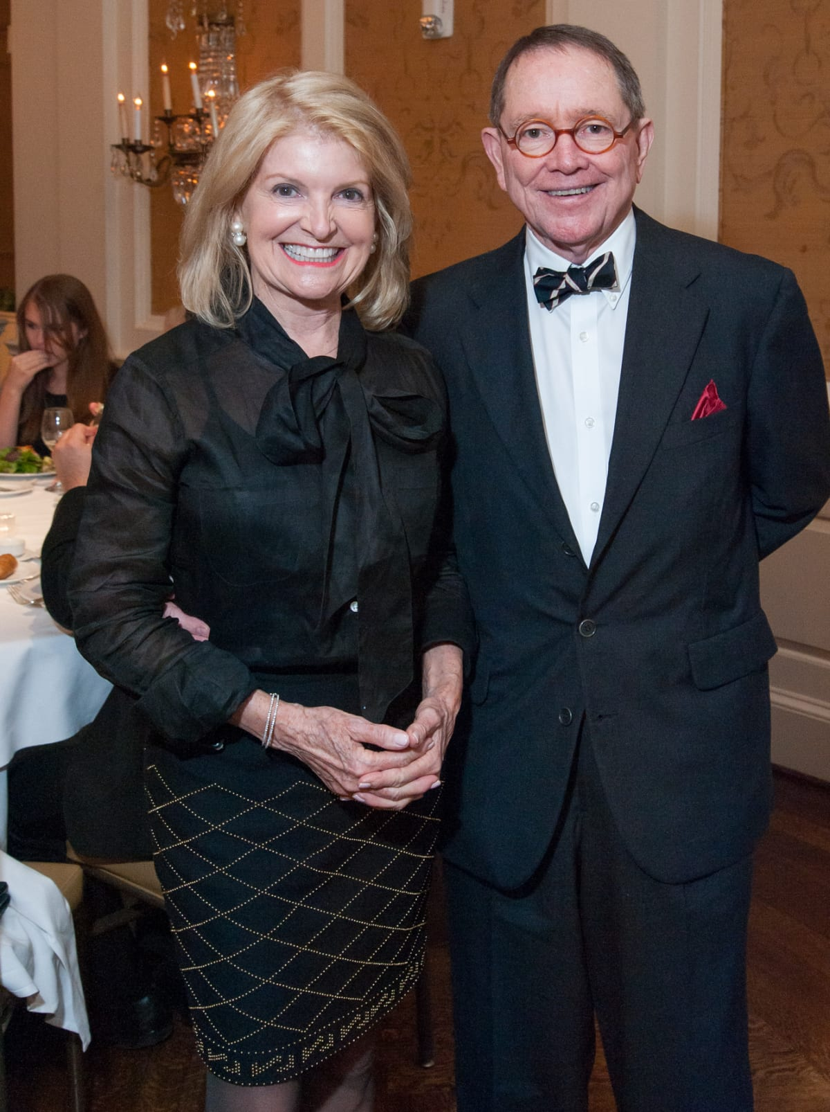 Houston, River Oaks Chamber Orchestra Gala, October 2015, Cora Bess Meyer, Will Cannady