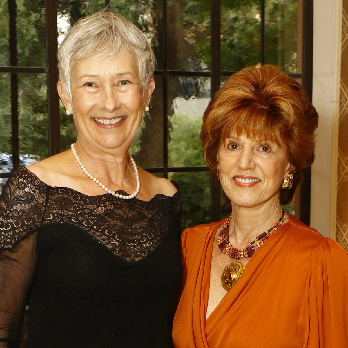 Rebecca Young, Donna Wilhelm
