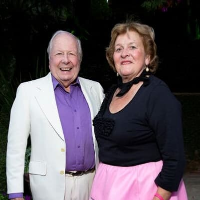 Bayou Preservation Gala 2015 Tom & Kathy Lord