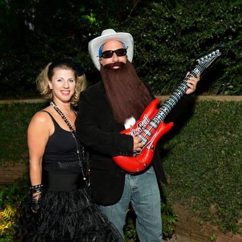 Bayou Preservation Gala 2015 Eric & Denise Ruckstuhl