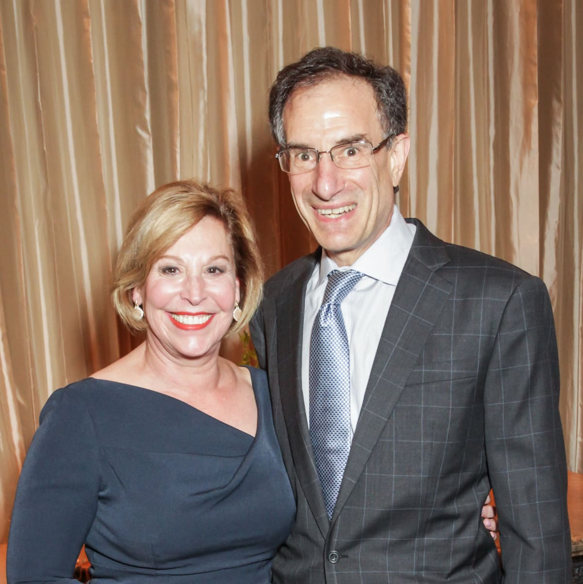 Hearts of Gold Gala Doe and Henry Florsheim