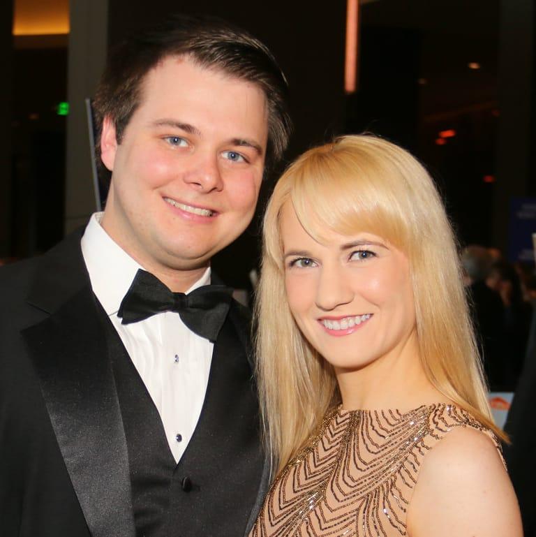 Jordan and Erin Leu