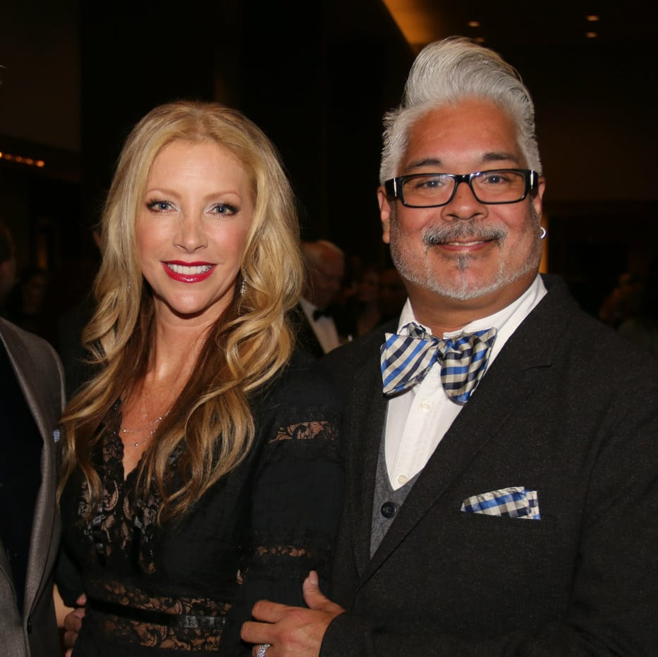 Brian Miller, Rhonda Sargent Chambers, Mark Soto