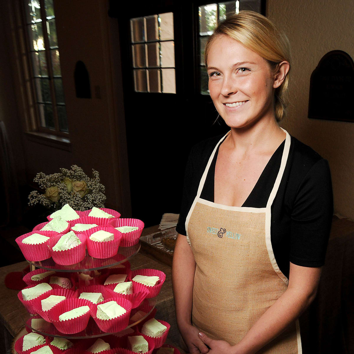 News, Shelby, Camp for All Camp Culinary, Sept. 2015, Sam Wright
