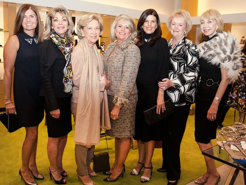 Windy Koehler, Cindy Feld, Virginia Miteff, Susie Durend, Lynn Mock, Carol Walsh, Cindy Kypreos