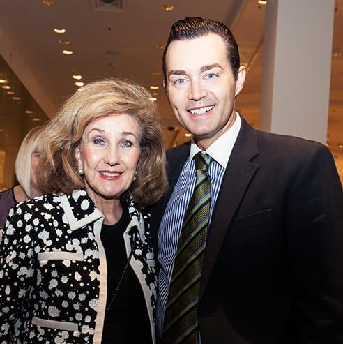 Doris Jacobs, Chuck Steelman