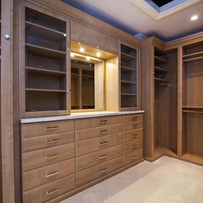 Masculine closet