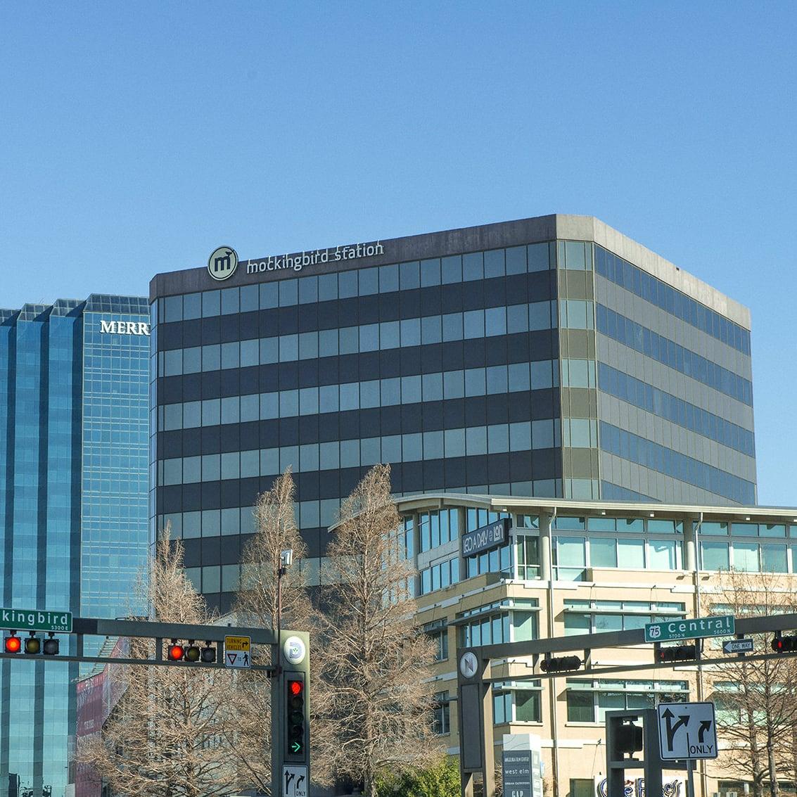 Mockingbird Station in Dallas