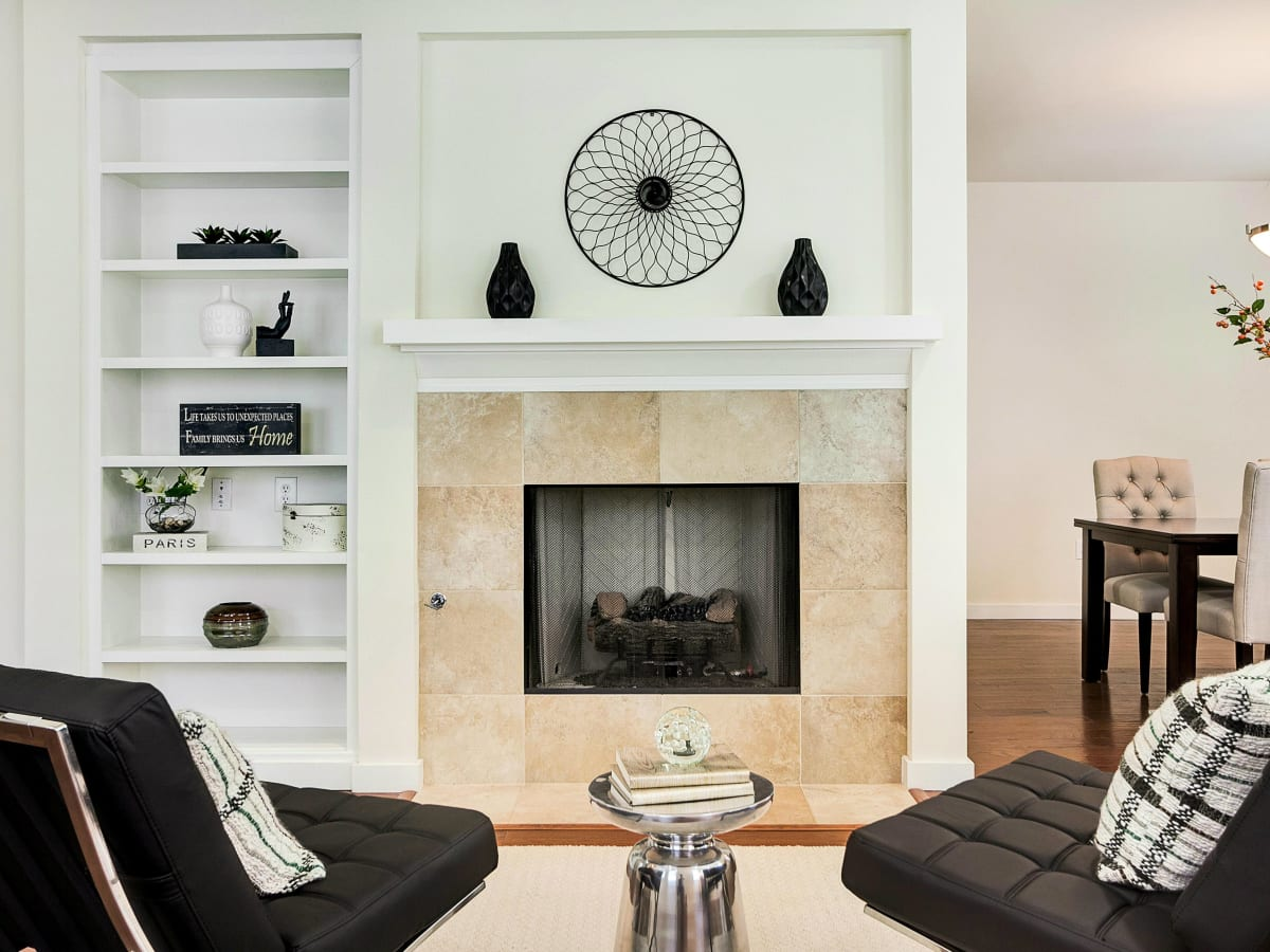 6 fabulous fireplaces that add spark to dallas homes culturemap