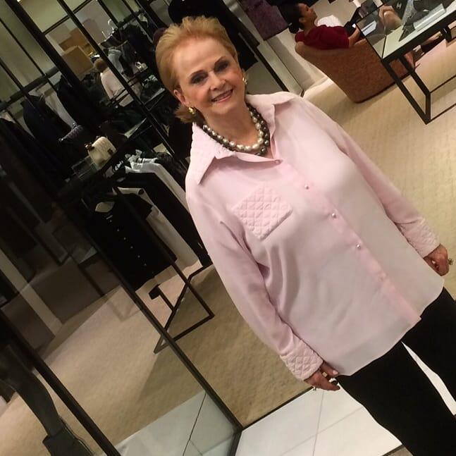 Sylvia Goldstein at Neiman Marcus