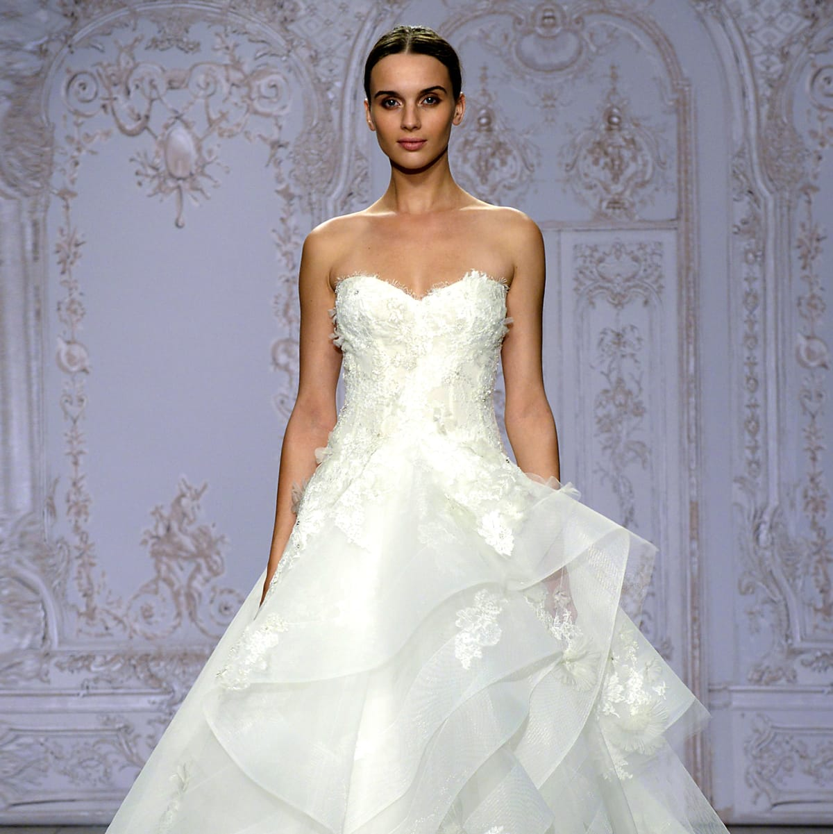Houston, Joan Pillow, August 2015, wedding gown