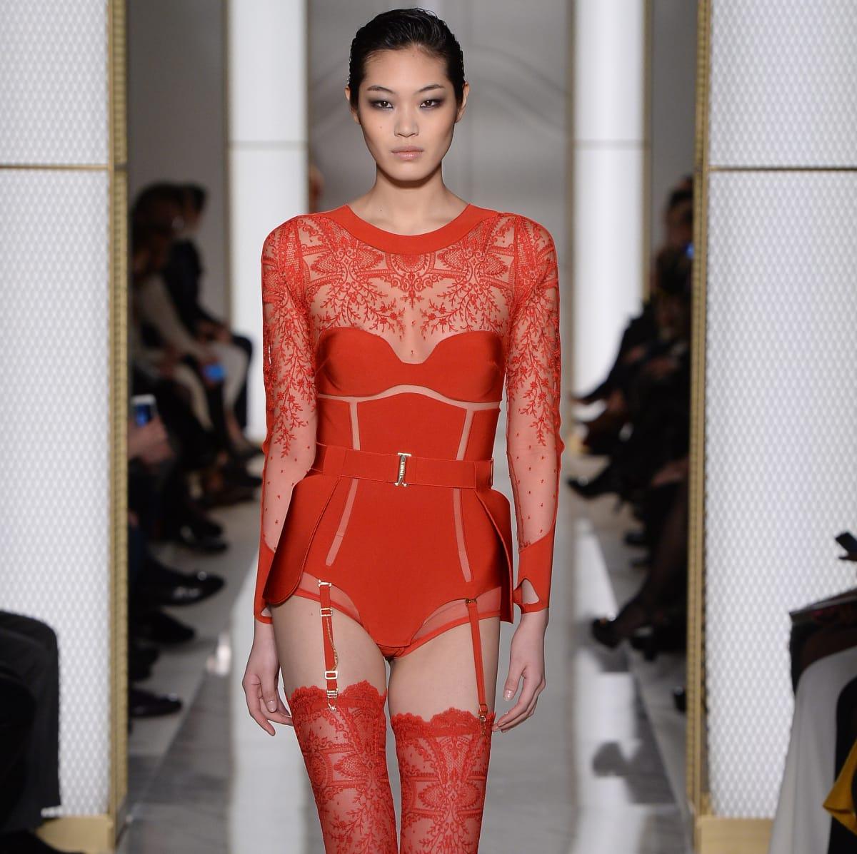 La Perla Atelier collection at Paris Couture shows