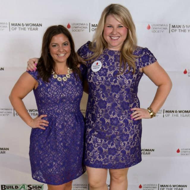 Leukemia & Lymphoma Society's Man & Woman of the Year Gala_Sarah Appolito_Anne Taylor Billingsley_2015