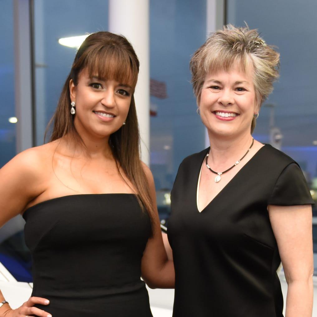 News, Shelby, BMW West grand opening, June 2015, Maria Moncada Alaoui, Karen McKemie