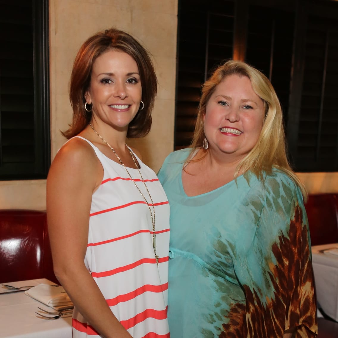 News, Shelby, March of Dimes Signature Chefs Kick-off, Marcie Berry, Heather Layton