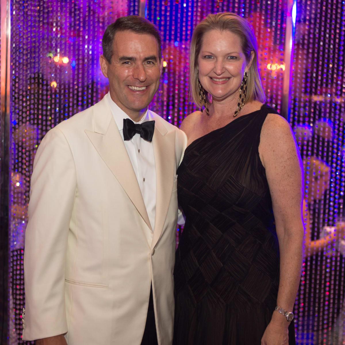 Houston, Houston Symphony Ball, May 2017, Steve Mach, Joella Mach