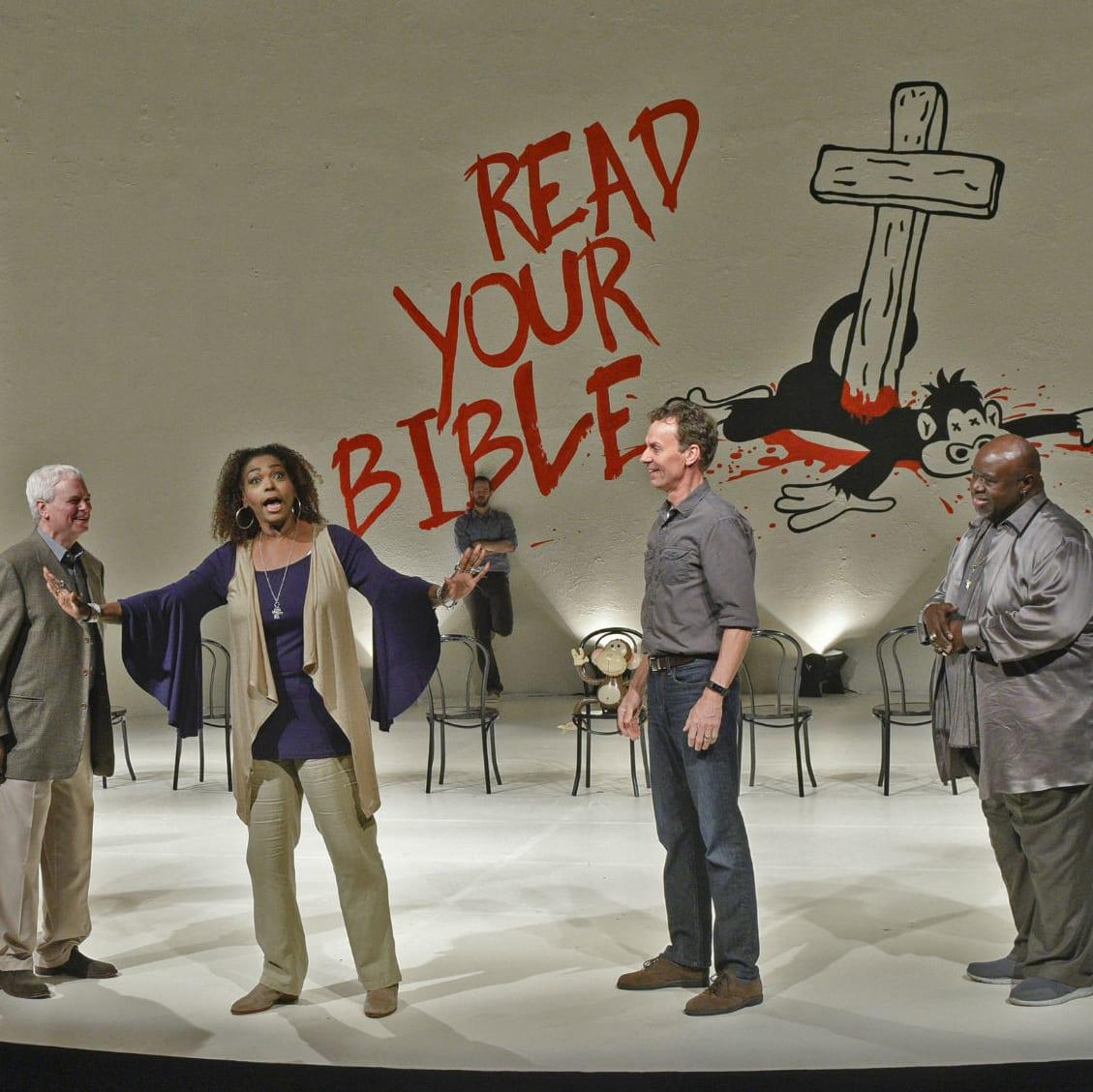 Dallas Theater Center presents Inherit the Wind