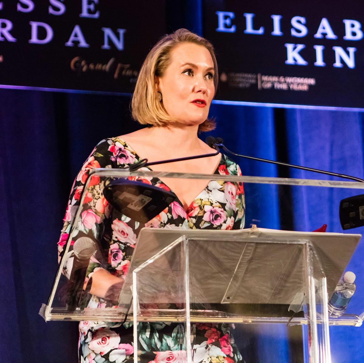 Leukemia & Lymphoma Society's Man and Woman of the Year Grand Finale Gala 2017 Anne Idsal