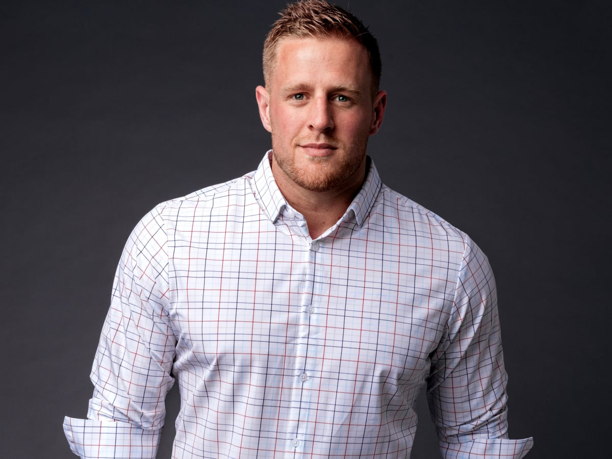 Texans Star J J Watt Stops Taking Hurricane Harvey